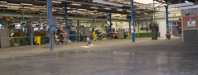 Betonvloeren Staalvezelvloeren bedrijfsvloeren